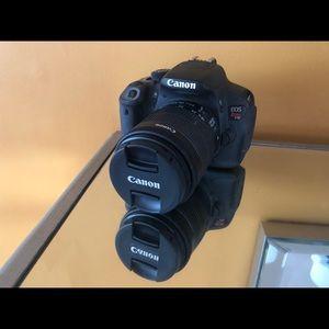 Canon EOS Rebel T5i camera 😍